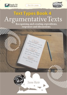 Text Type Book 4: Argumentative Text