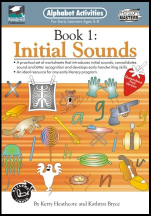 Alphabet Activities 1: Initial Sounds