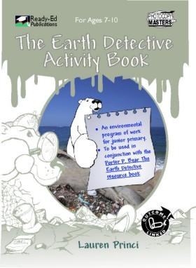 Porter P. Bear: The Earth Detective Activity Book