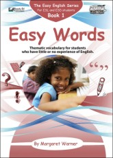 Easy English Book 1: Easy Words