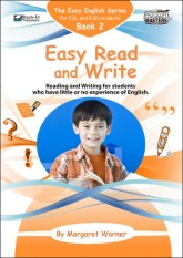 Easy English Book 2: Easy Read and Write