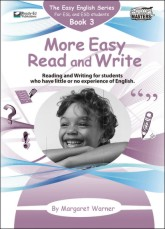 Easy English Book 3: More Easy Read and Write