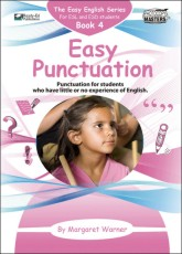 Easy English Book 4: Easy Punctuation