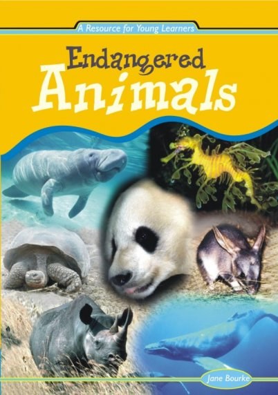 Endangered Animals Resource Book