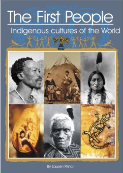 The First People Activity Book (BLM)