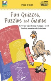 Fun Quizzes, Puzzles and Games