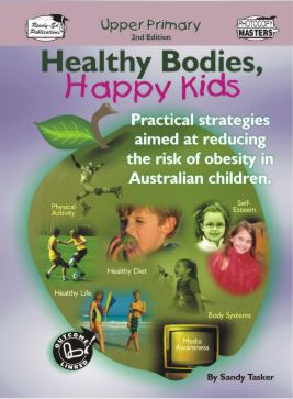 Healthy Bodies, Happy Kids Book 3 Upper Primary