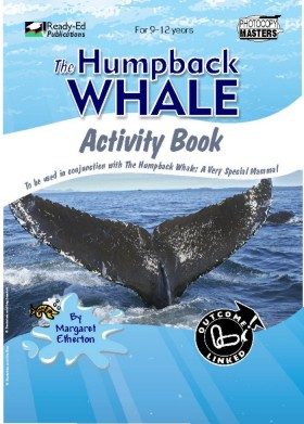 Humpback Whale Activity Book