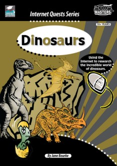 Internet Quest: Dinosaurs