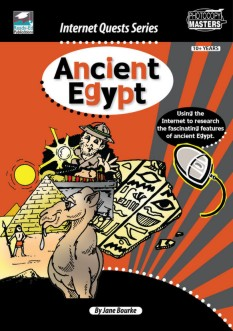 Internet Quest: Ancient Egypt