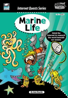 Internet Quest: Marine Life