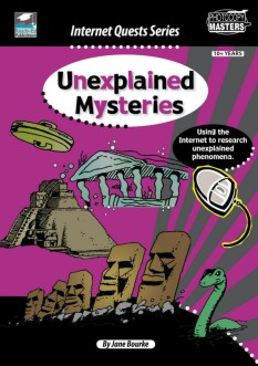 Internet Quest: Unexplained Mysteries