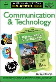 Communication and Technology activity book
