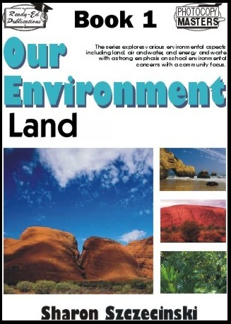 Our Environment Book 1: Land