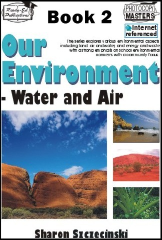Our Environment Book 2: Water and Air