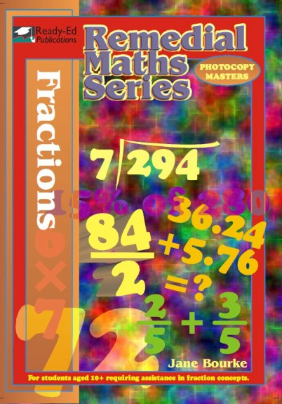 Remedial Maths Fractions