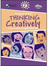 Thinking Creatively 8 – 10 years