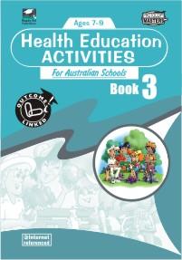 Health Education Activities Book 3