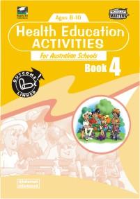 Health Education Activities Book 4