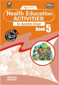 Health Education Activities Book 5