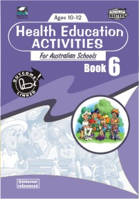 Health Education Activities Book 6
