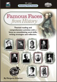 Reading With Purpose: Famous Faces From History