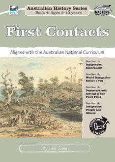 Aust History Series Bk 4: First Contacts