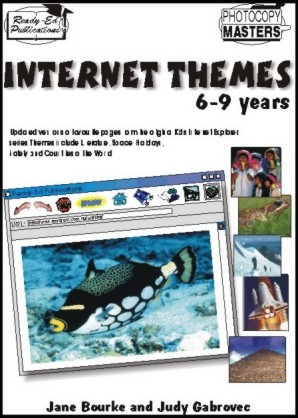 Internet Themes: 6 - 9 year olds