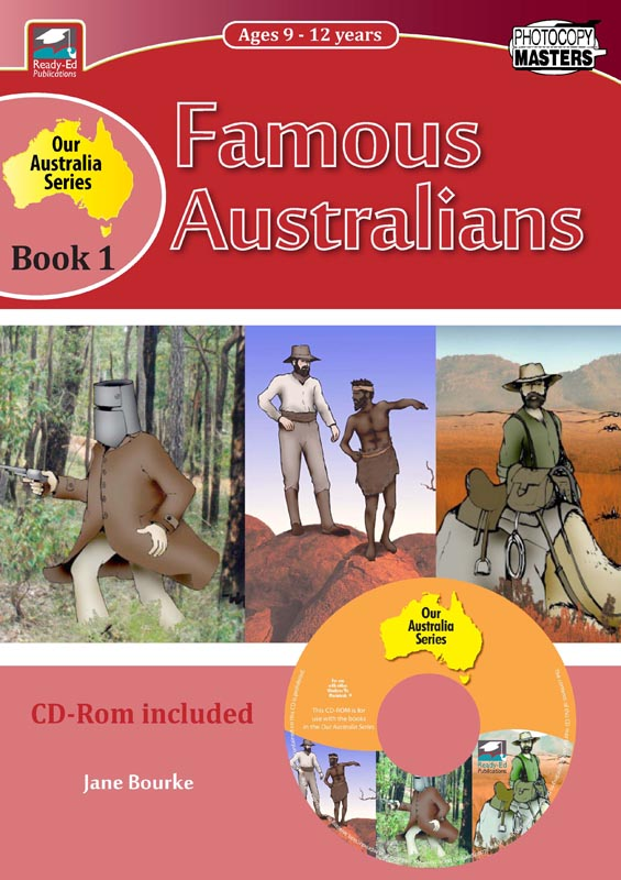 Our Australia Book 1: Famous Australians