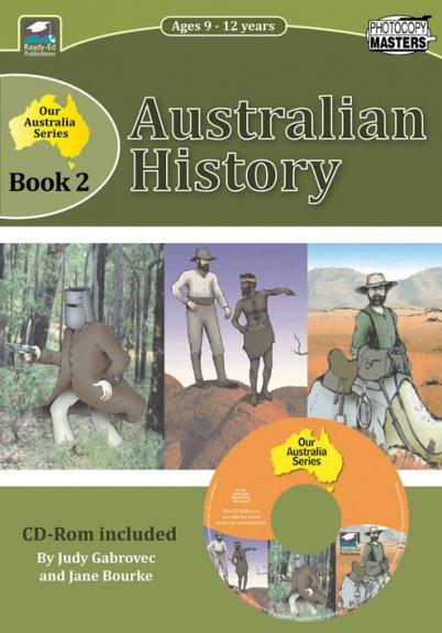 Our Australia Book 2: Australian History