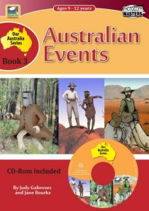 Our Australia Book 3: Australian Events