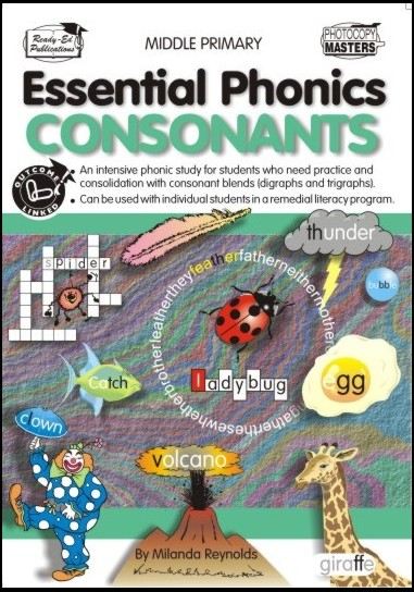 Essential Phonics - Consonants