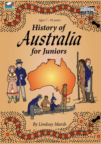 History of Australia for Juniors