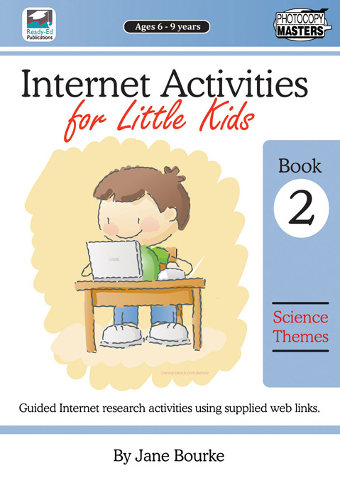 Internet Activities for Little Kids Book 2