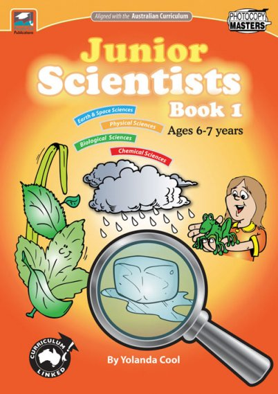 Junior Scientists Book 1