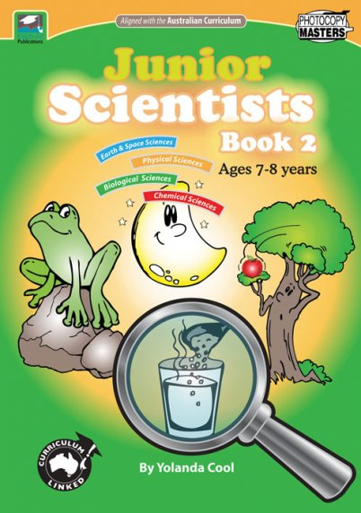 Junior Scientist Book 2