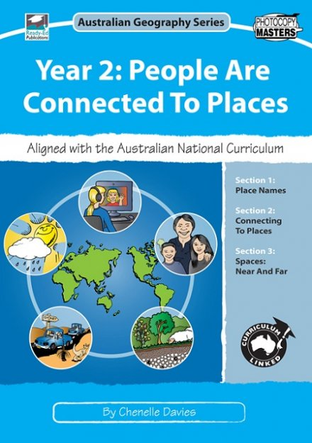 Australian Geography Series Year 2 People Are Connected To Places