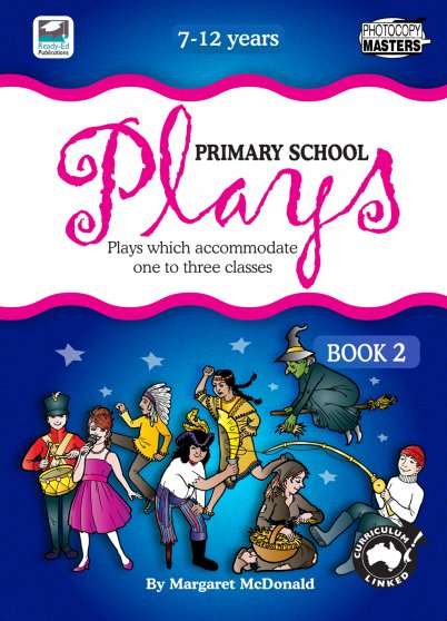 Primary School Plays Book 2