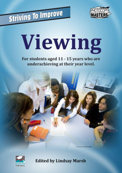 Striving to Improve Series: Viewing