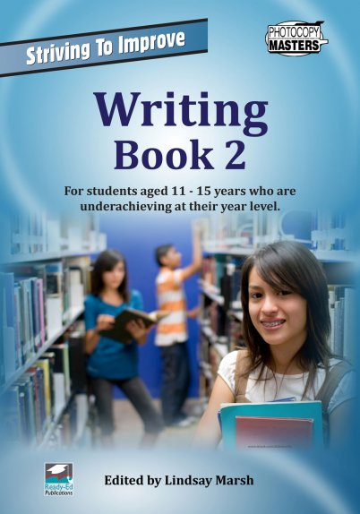 Striving to Improve Series: Writing 2