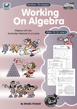 Striving to Improve: Working on Algebra