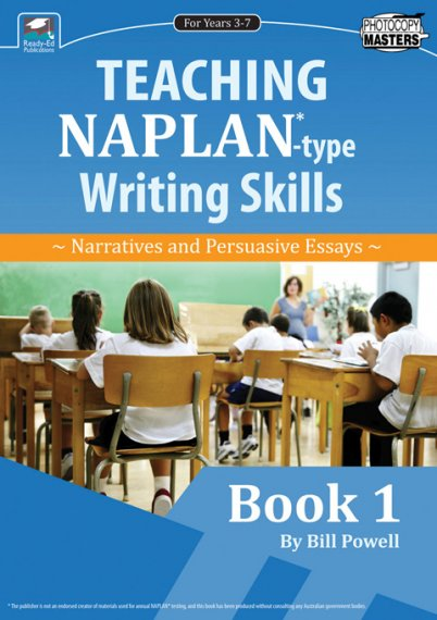 Teaching NAPLAN type Writing Skills 1 TH