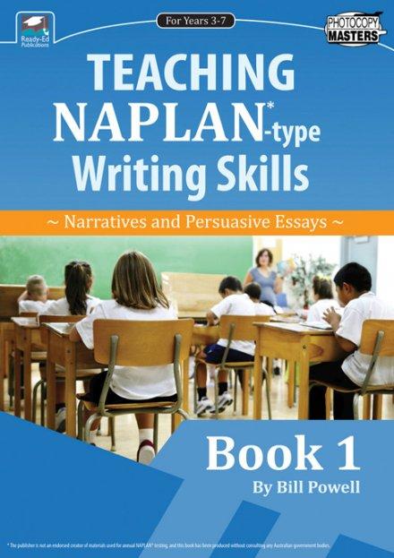 Teaching NAPLAN type Writing Skills 1 TH