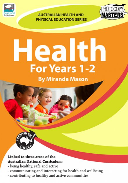 AHPES Health For Years 1-2