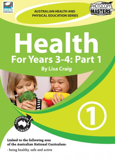 AHPES Health For Years 3-4: Part 1