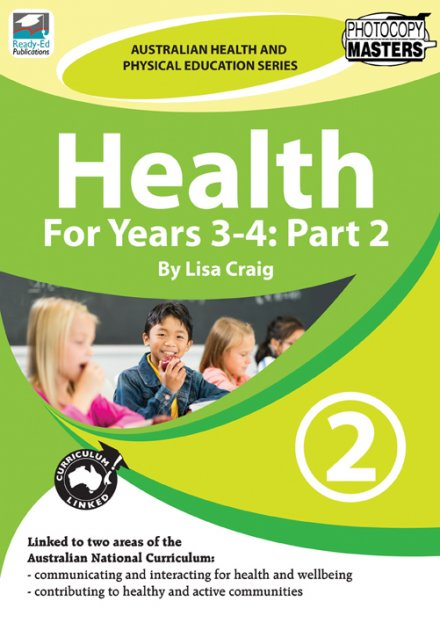 AHPES Health For Years 3-4: Part 2