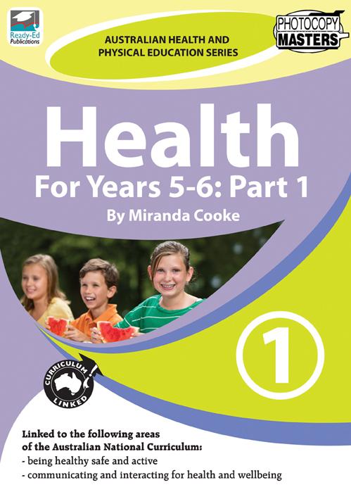 AHPES Health For Years 5-6: Part 1