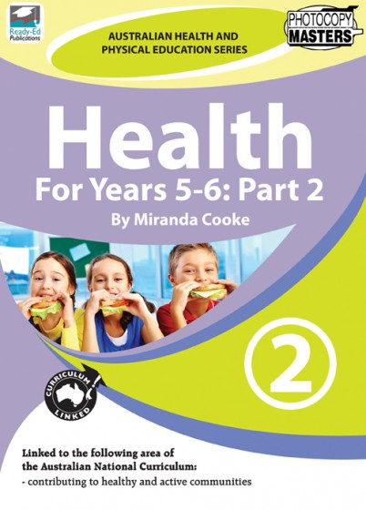 AHPES Health For Years 5-6: Part 2