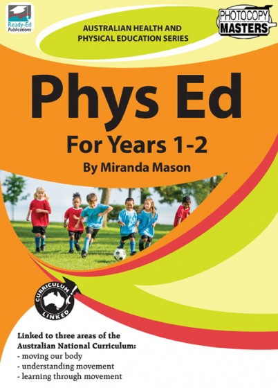 AHPES Phys Ed For Years 1-2