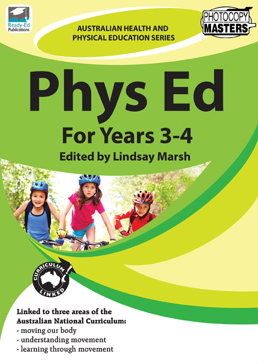 AHPES Phys Ed For Years 3-4